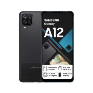 Galaxy A12 Black