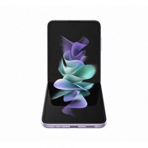 Samsung Galaxy Z flip 3 5G in violet